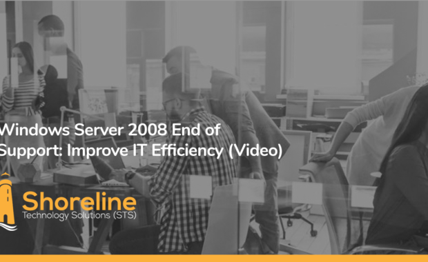 Windows Server 2008 End of Support: Improve IT Efficiency (Video)