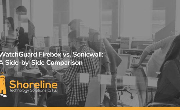 WatchGuard Firebox vs. Sonicwall
