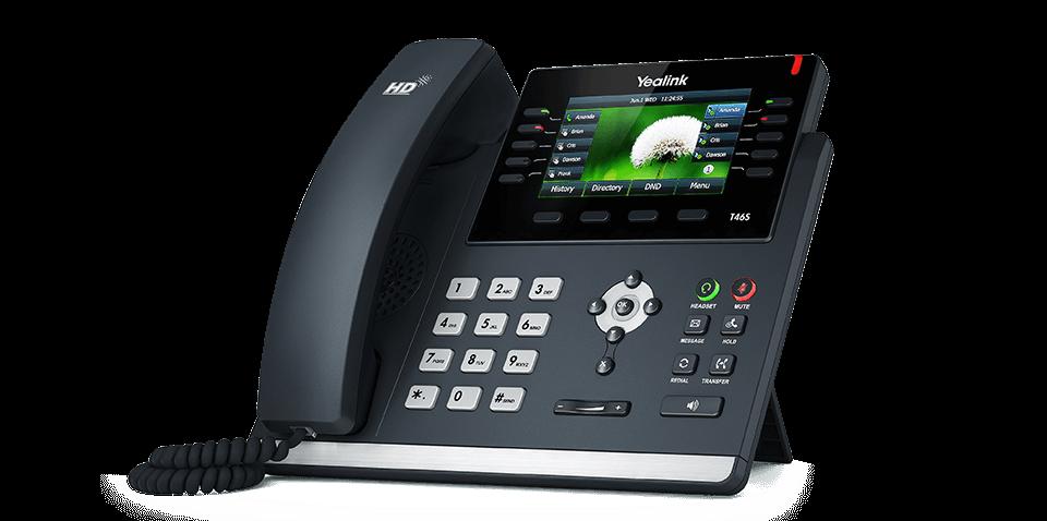 Yealink SIP-T46S Business IP Phone