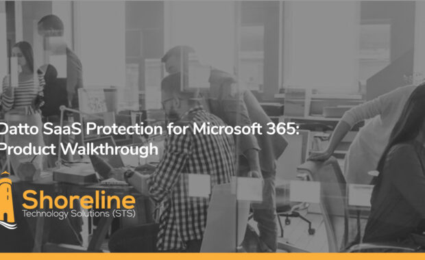 Datto SaaS Protection for Microsoft 365: Product Walkthrough